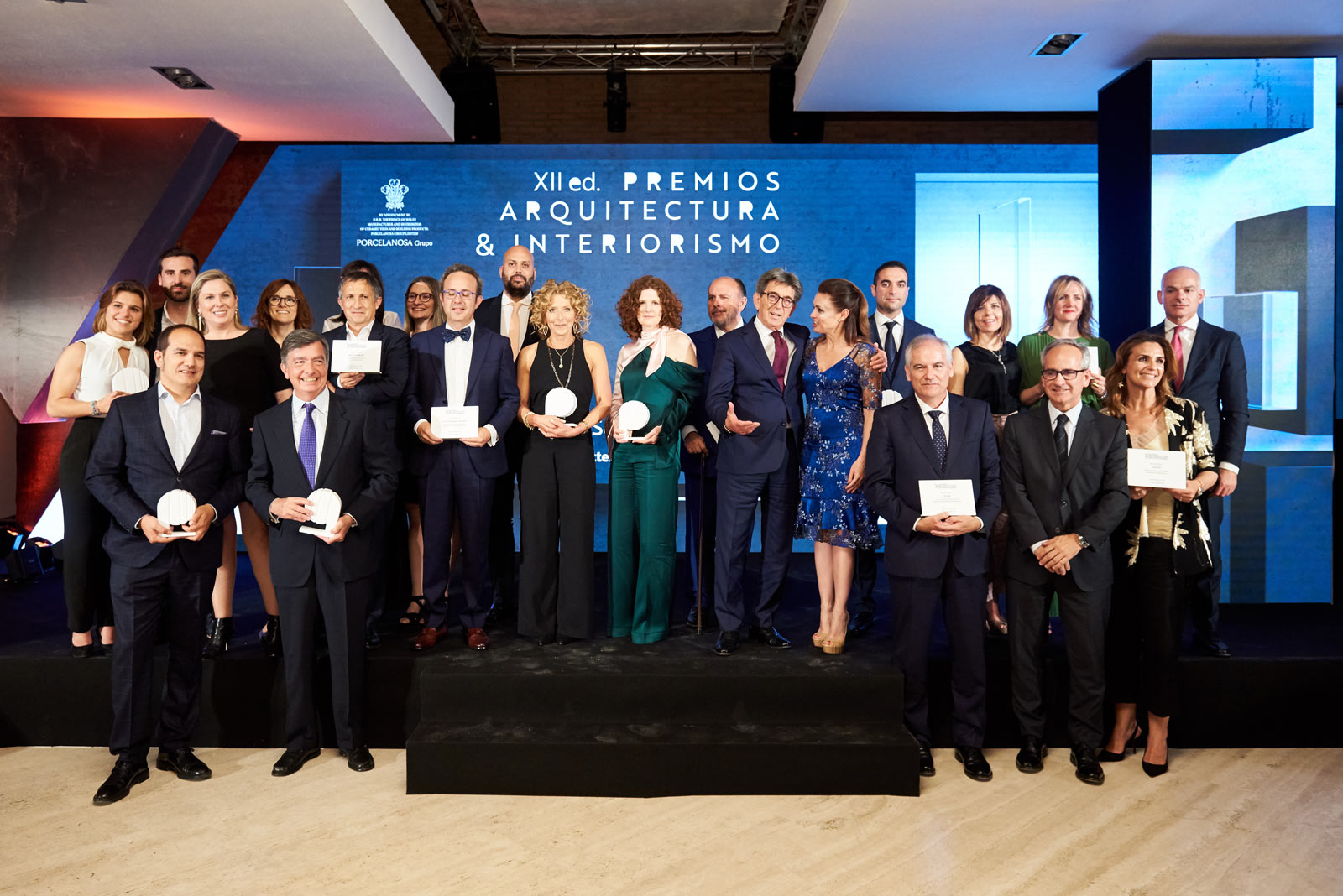 The 12th Porcelanosa Awards looks to the future through design, sustainable architecture and accessibility
