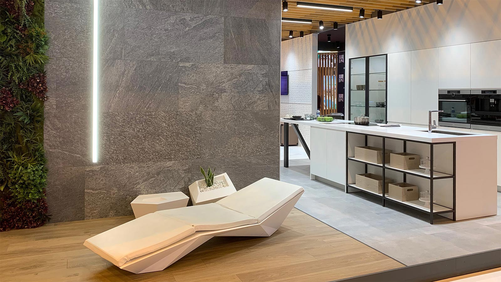 PORCELANOSA Grupo presents its latest solutions for housing at the SIMA fair