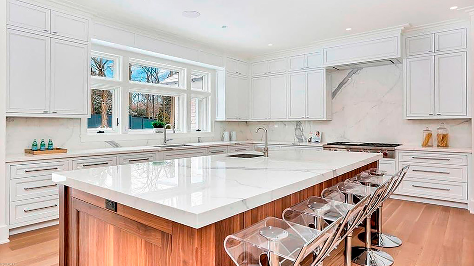 Using marble in the kitchen