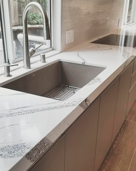 marble worktops for kitchens