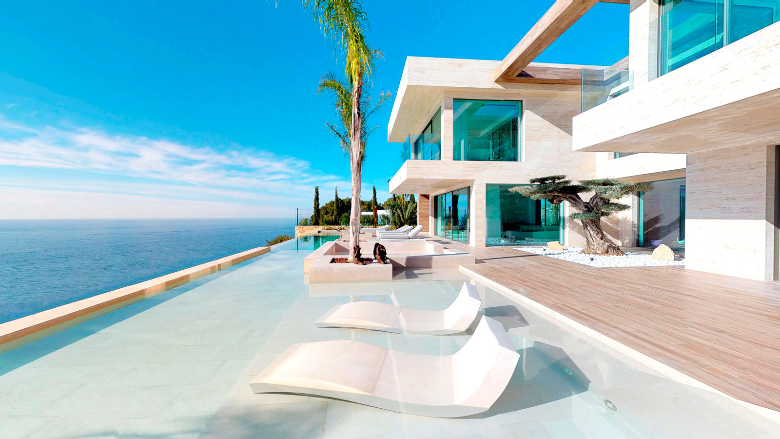 PORCELANOSA Grupo Projects: A dream villa in Jávea
