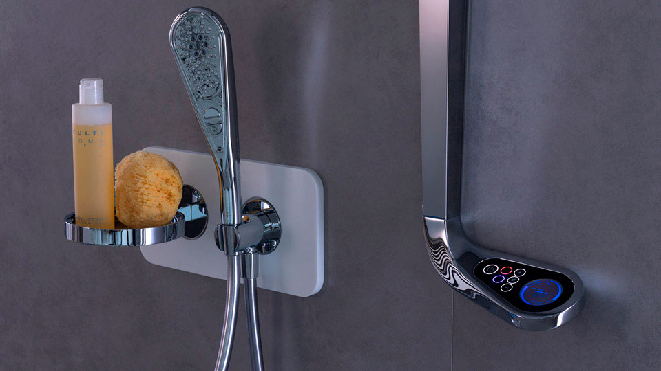 The thermostatic shower