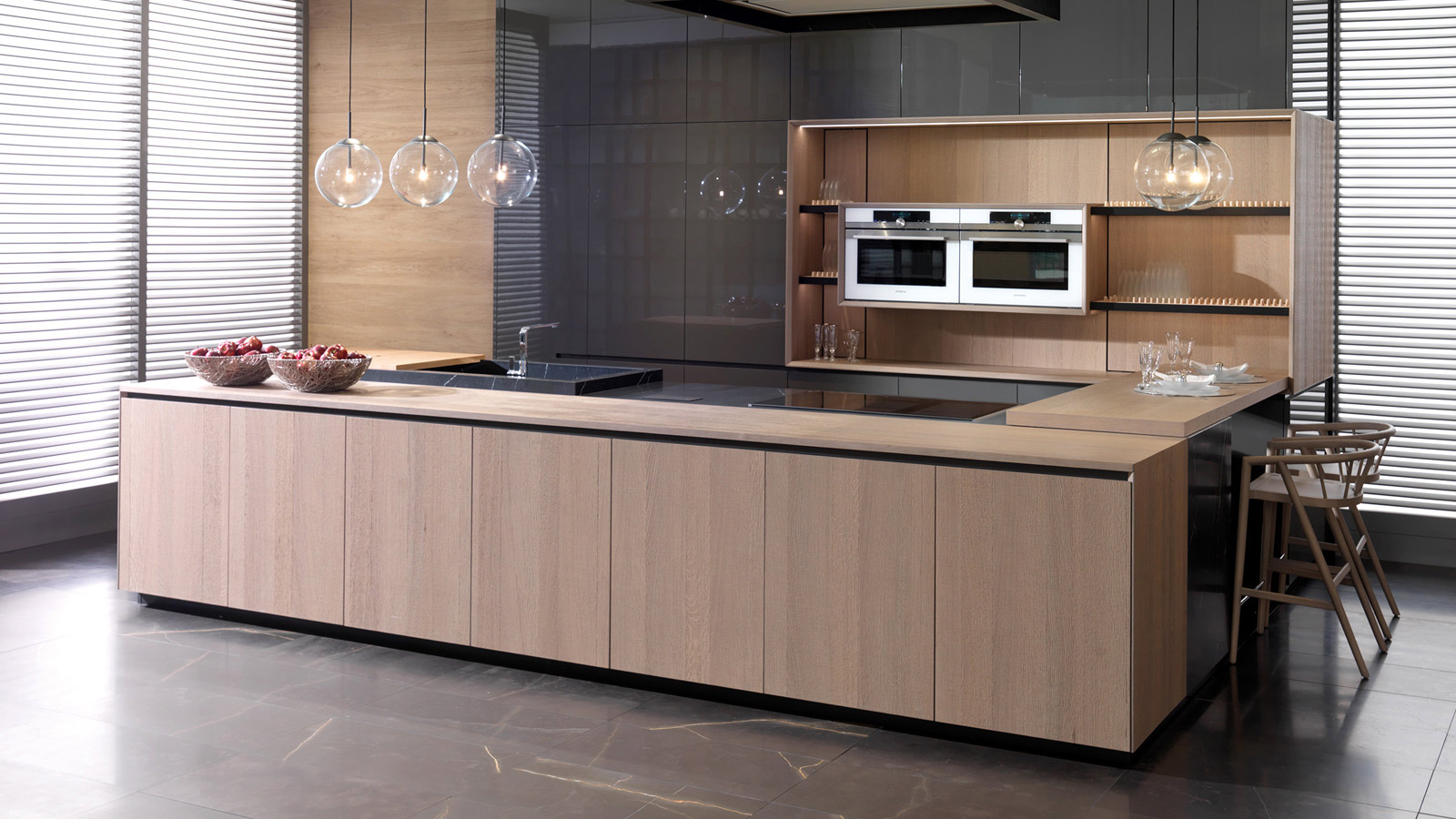 Gamadecor Kitchens: quality guaranteed