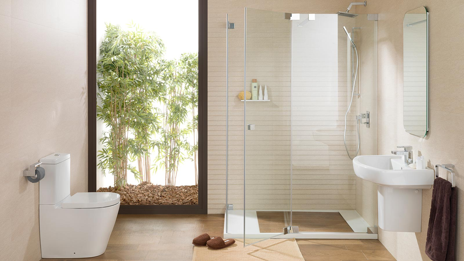 Shower tile ideas for the home