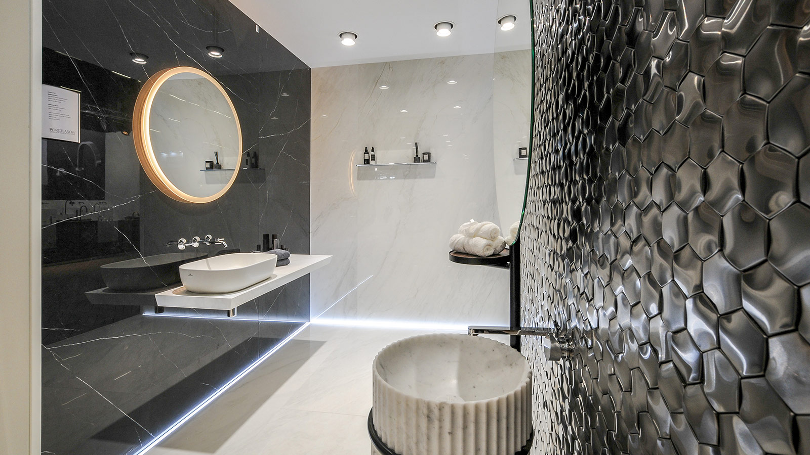 Porcelanosa Grupo Leads The Way In France At The Maison Objet