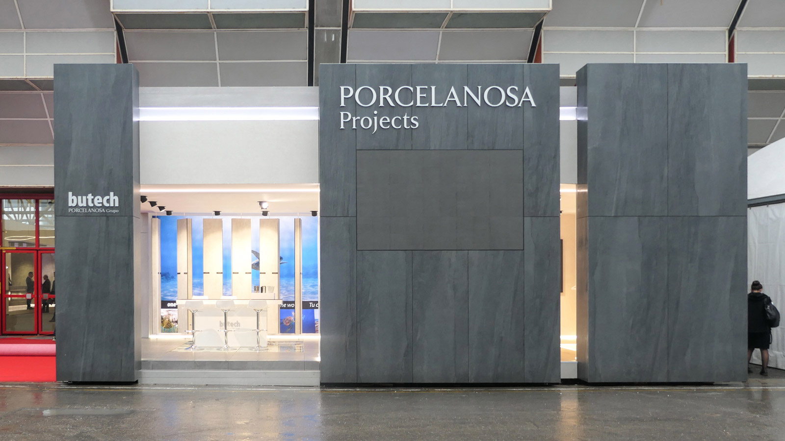 PORCELANOSA Grupo Projects en Cersaie