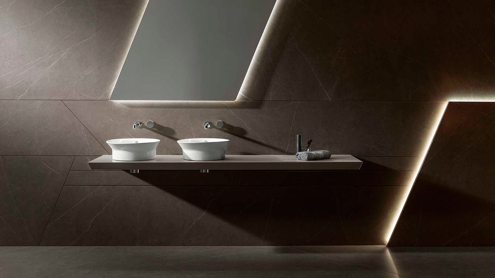 PORCELANOSA Grupo champions a more sustainable and long-lasting design at Cersaie 2019