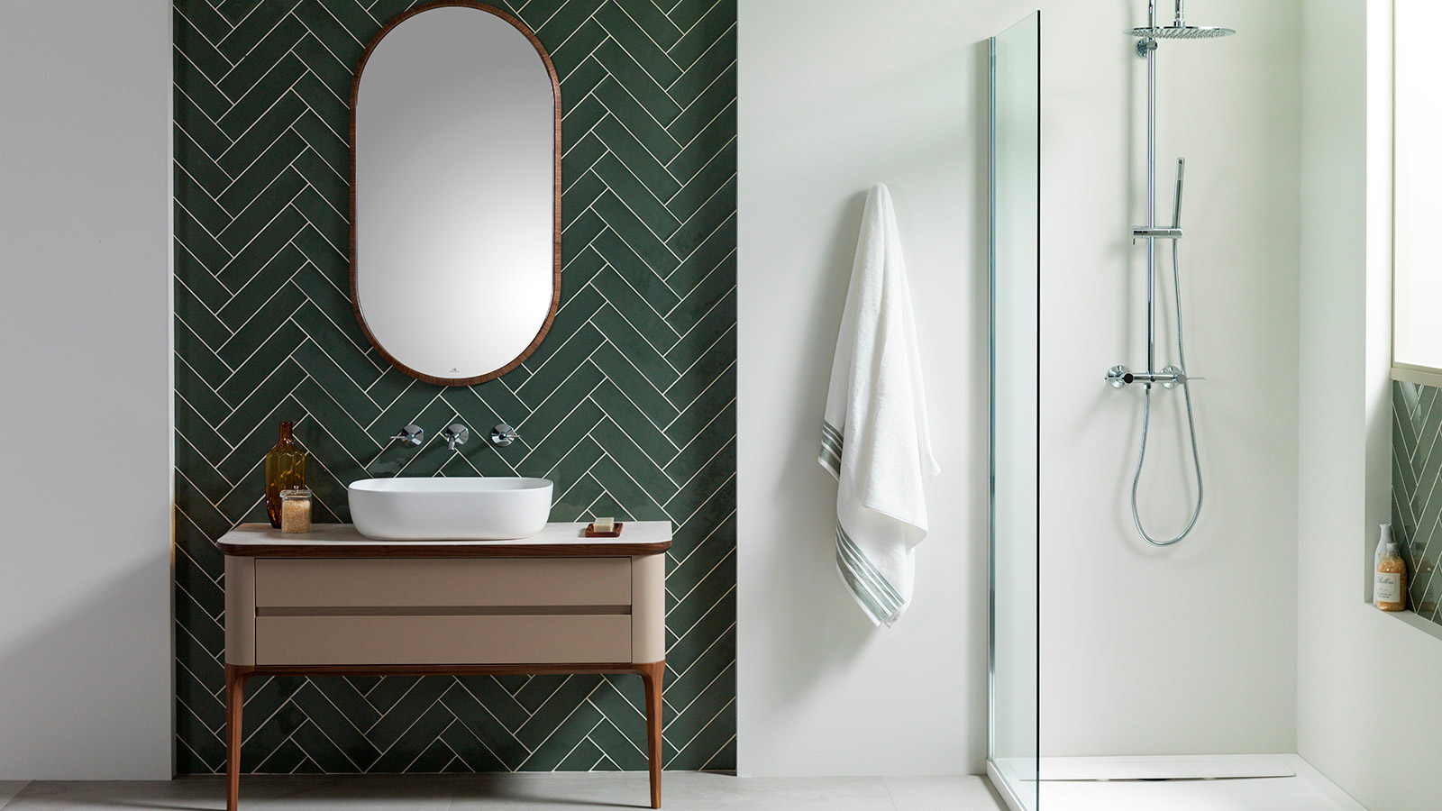 Cersaie 2019: Noken strengthens its 'Waterforest' commitment with collections which are more sustainable and digital