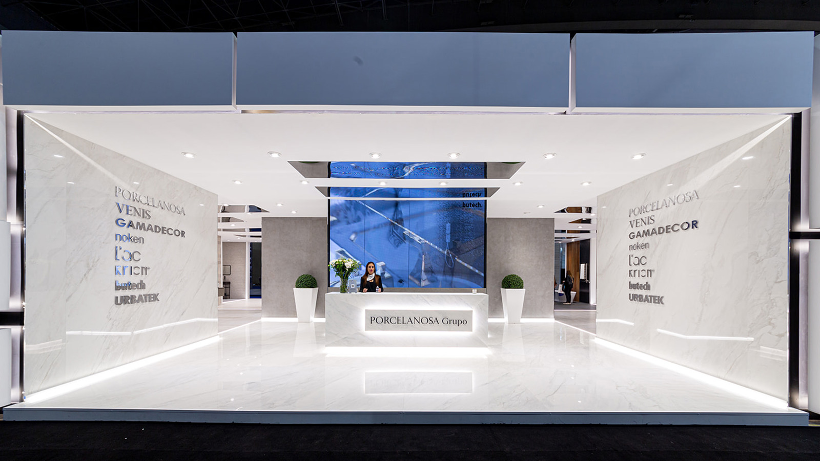PORCELANOSA Grupo takes part in the first Obra Blanca México