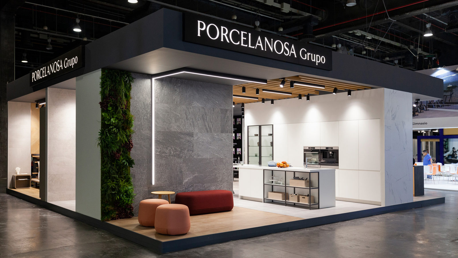 PORCELANOSA Grupo showcases its latest innovations at Urbe 2019