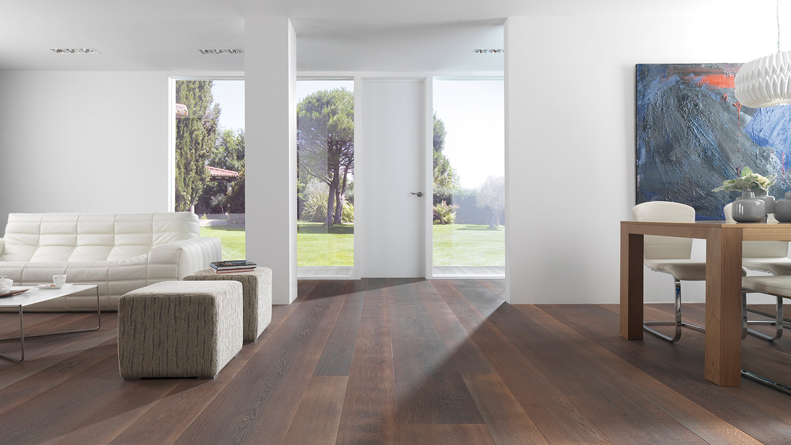 How to lay parquet flooring