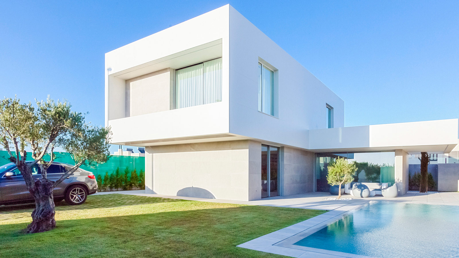PORCELANOSA Grupo Project: An architectural review of the white villages in Jerez de la Frontera