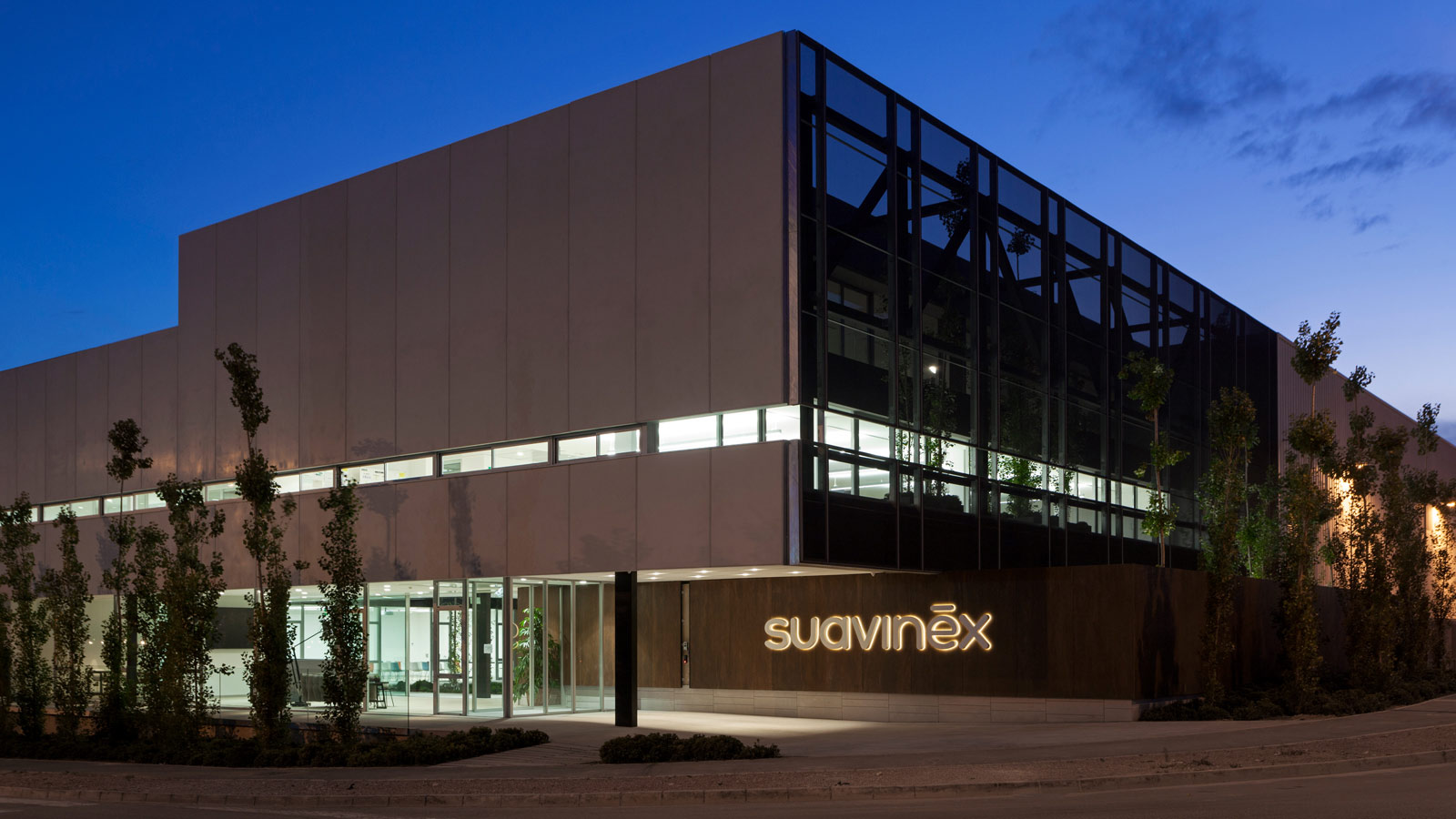 The new Suavinex offices in Alicante bank on a sensory and collaborative atmosphere