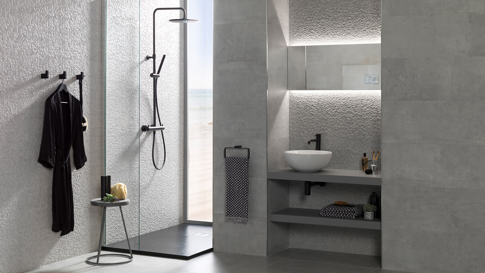 'Effortless' by Noken: the formula for designing comfortable and sustainable hotel bathrooms