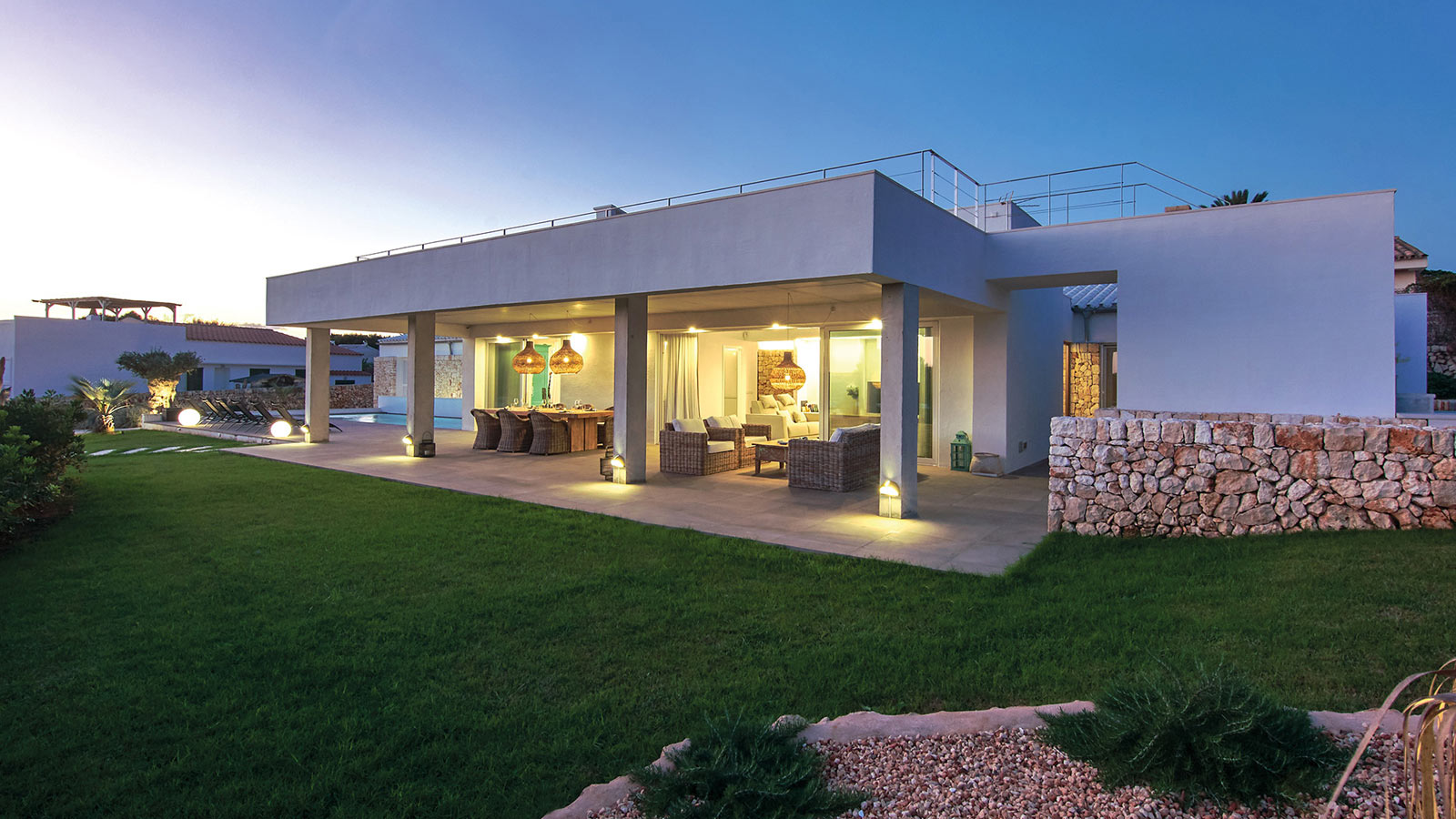PORCELANOSA Group Projects: Greenbridge, the history of Menorca told through its stones