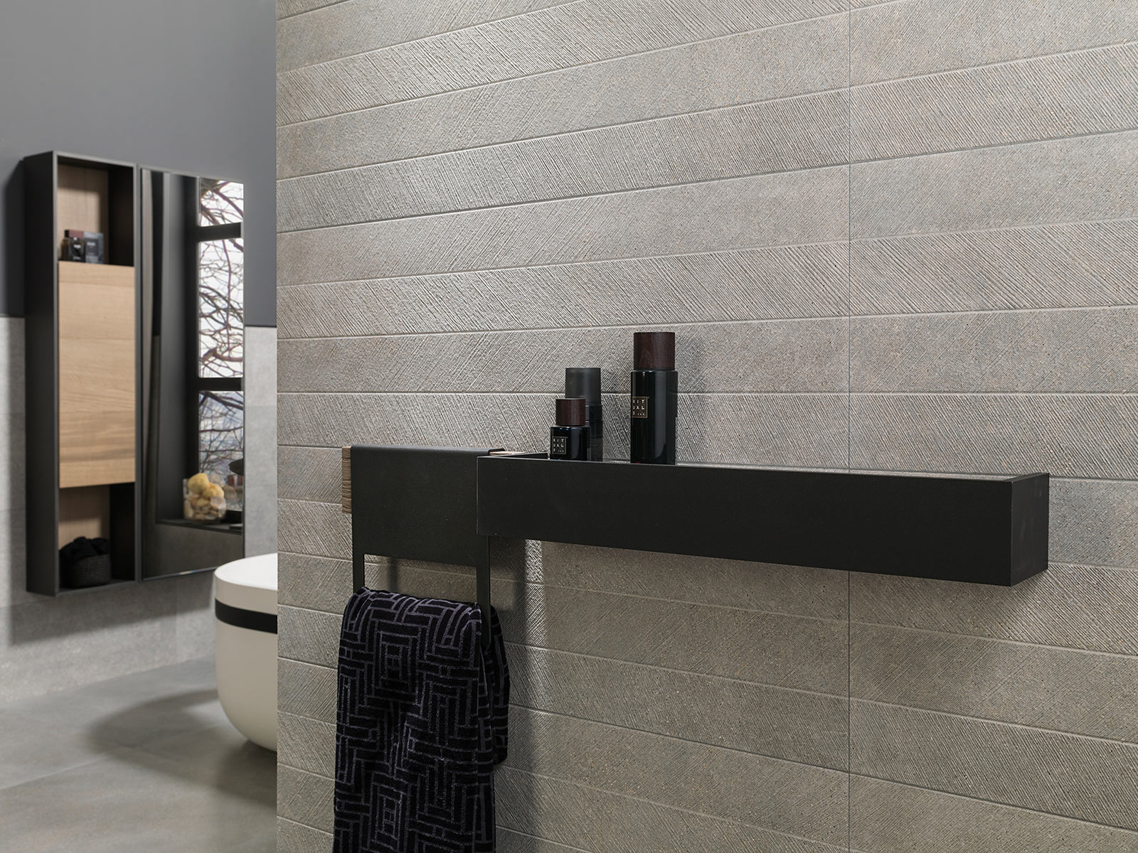 How to tile a wall 6