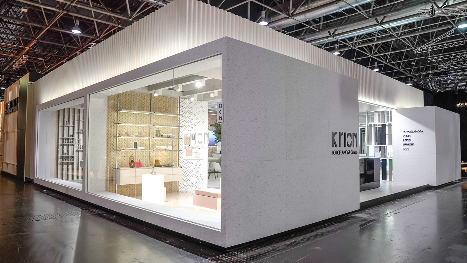 Sustainability gains traction at Euroshop 2020 with collections from PORCELANOSA Group