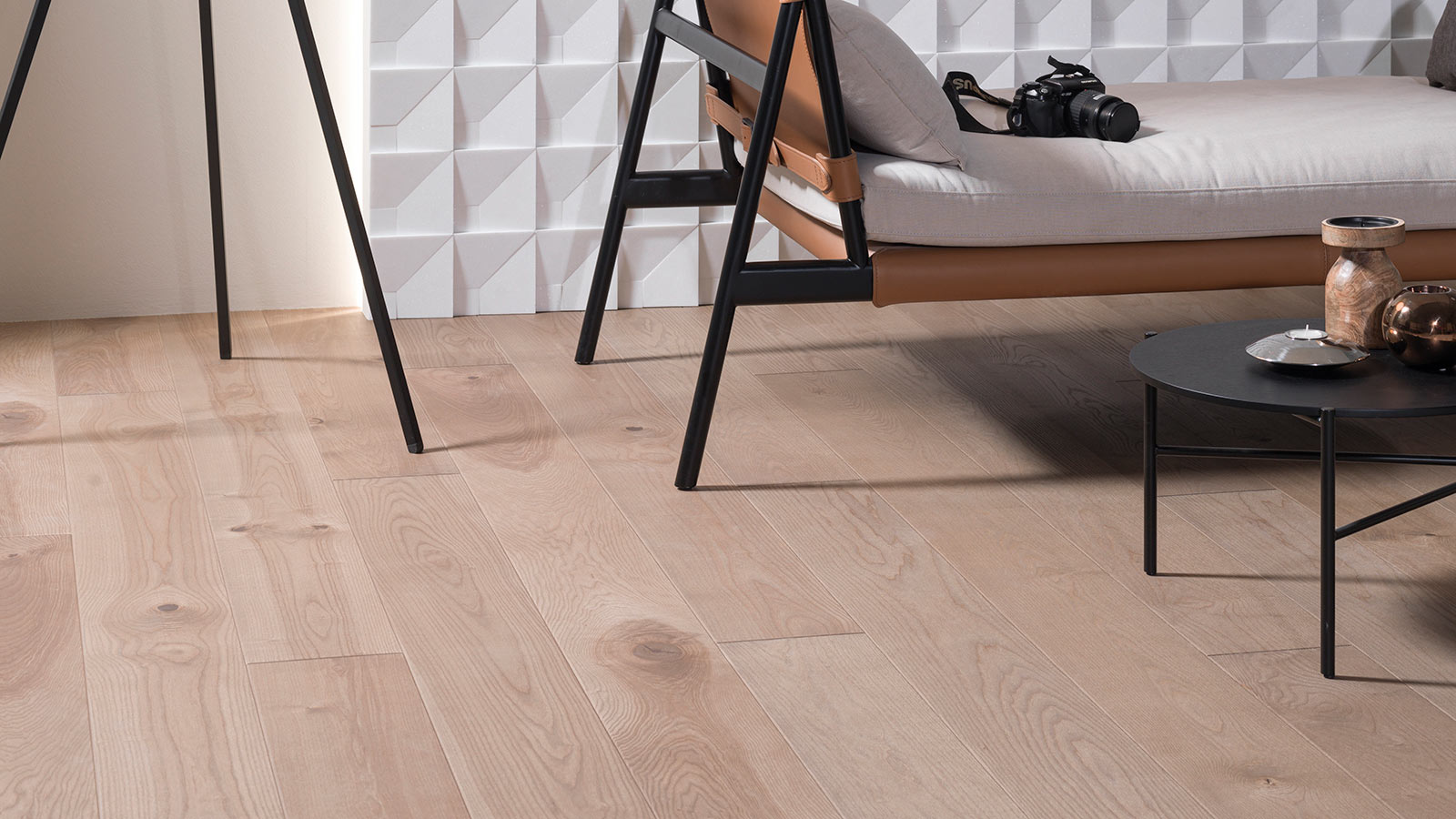 Parque Lutier 1L Marron+Revestimiento Highlands Square White Antic Colonial Porcelanosa