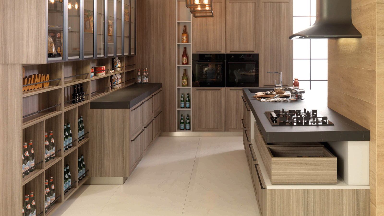 Smart Kitchen Gamadecor Porcelanosa 1