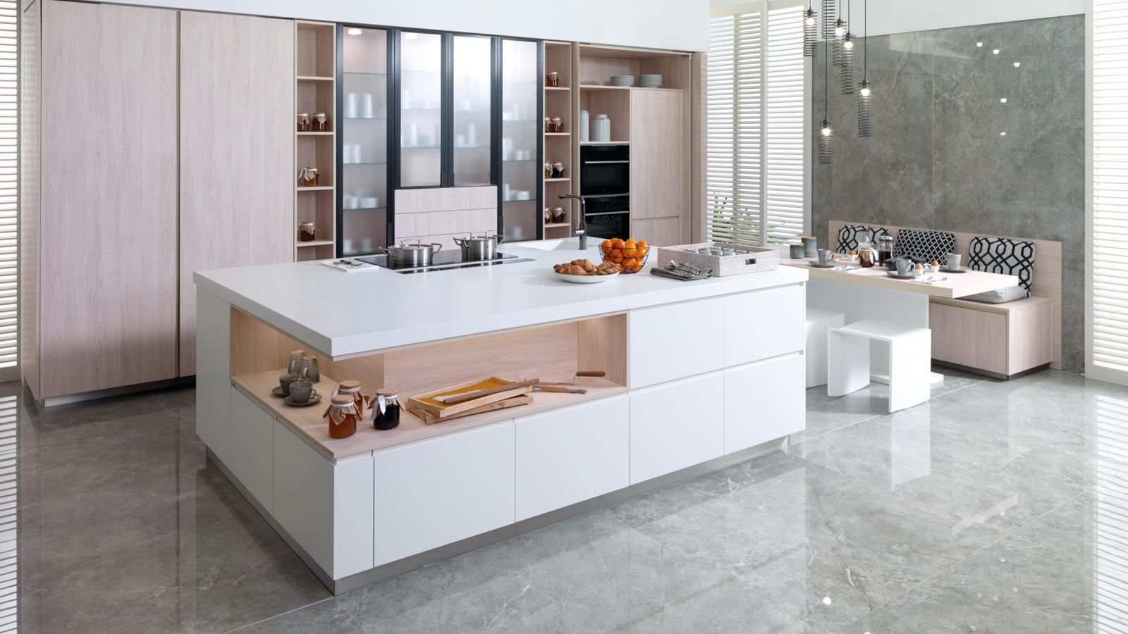 Safer and more hygienic kitchens to combat COVID-19