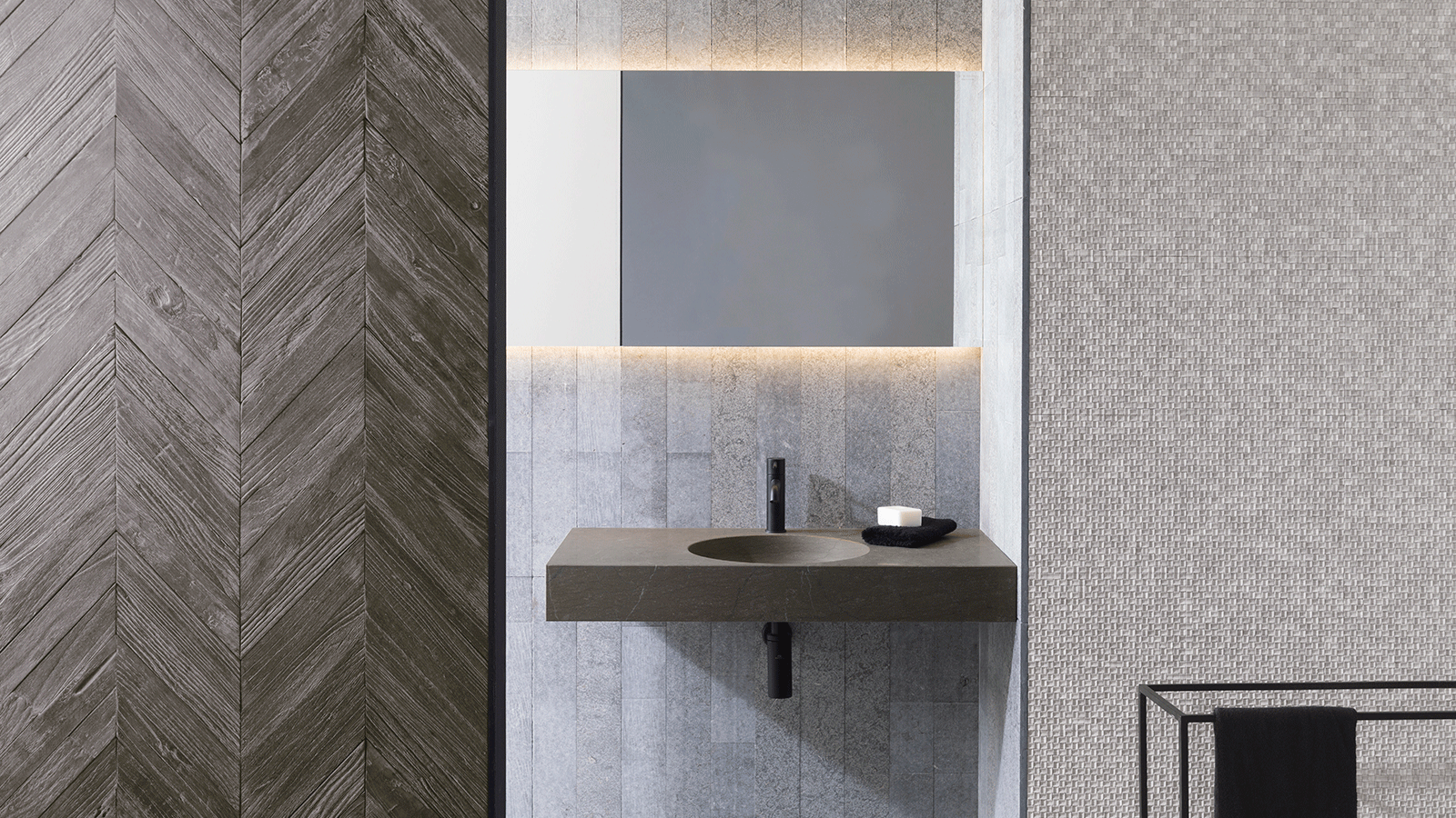 Porcelanosa's new collections promote recycling and sustainability