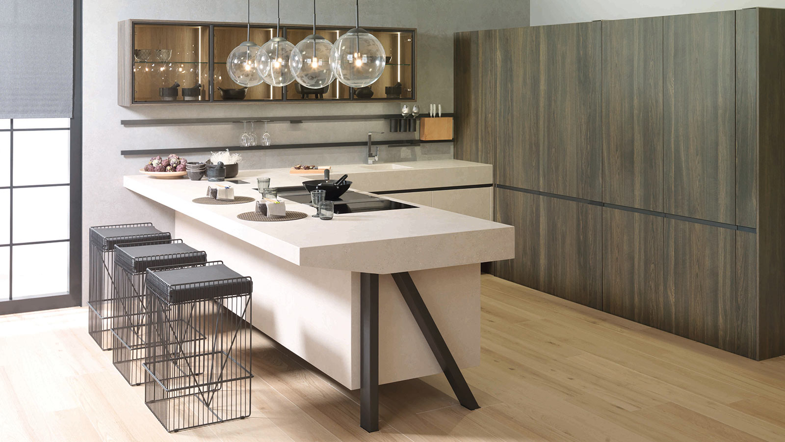 Organising your kitchen easily and efficiently