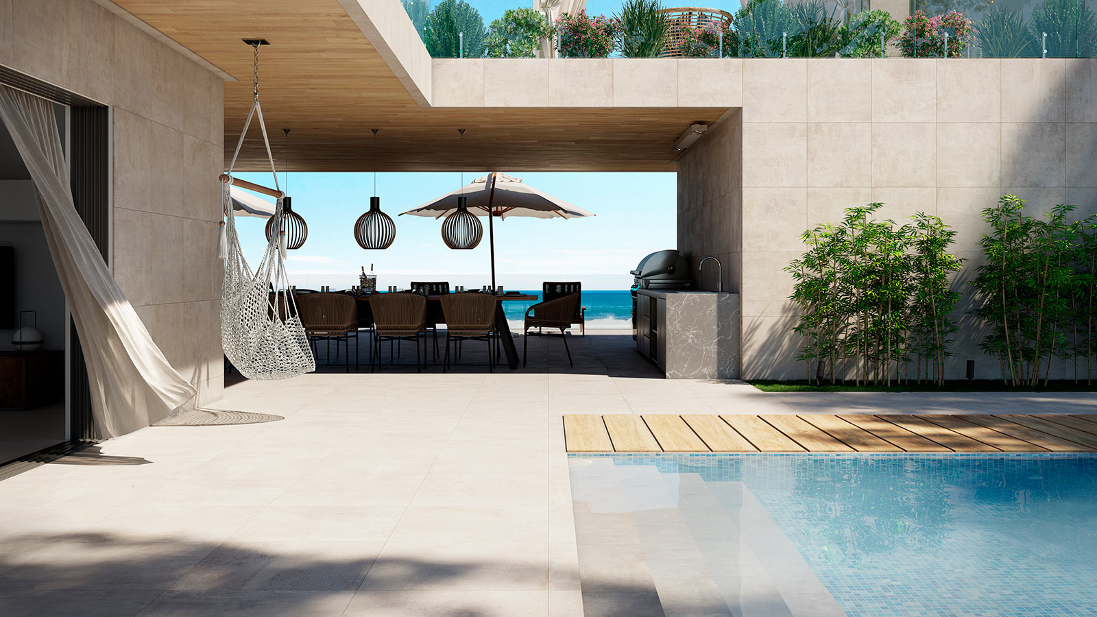Ideas for decorating the terrace and how to prepare it for the summer