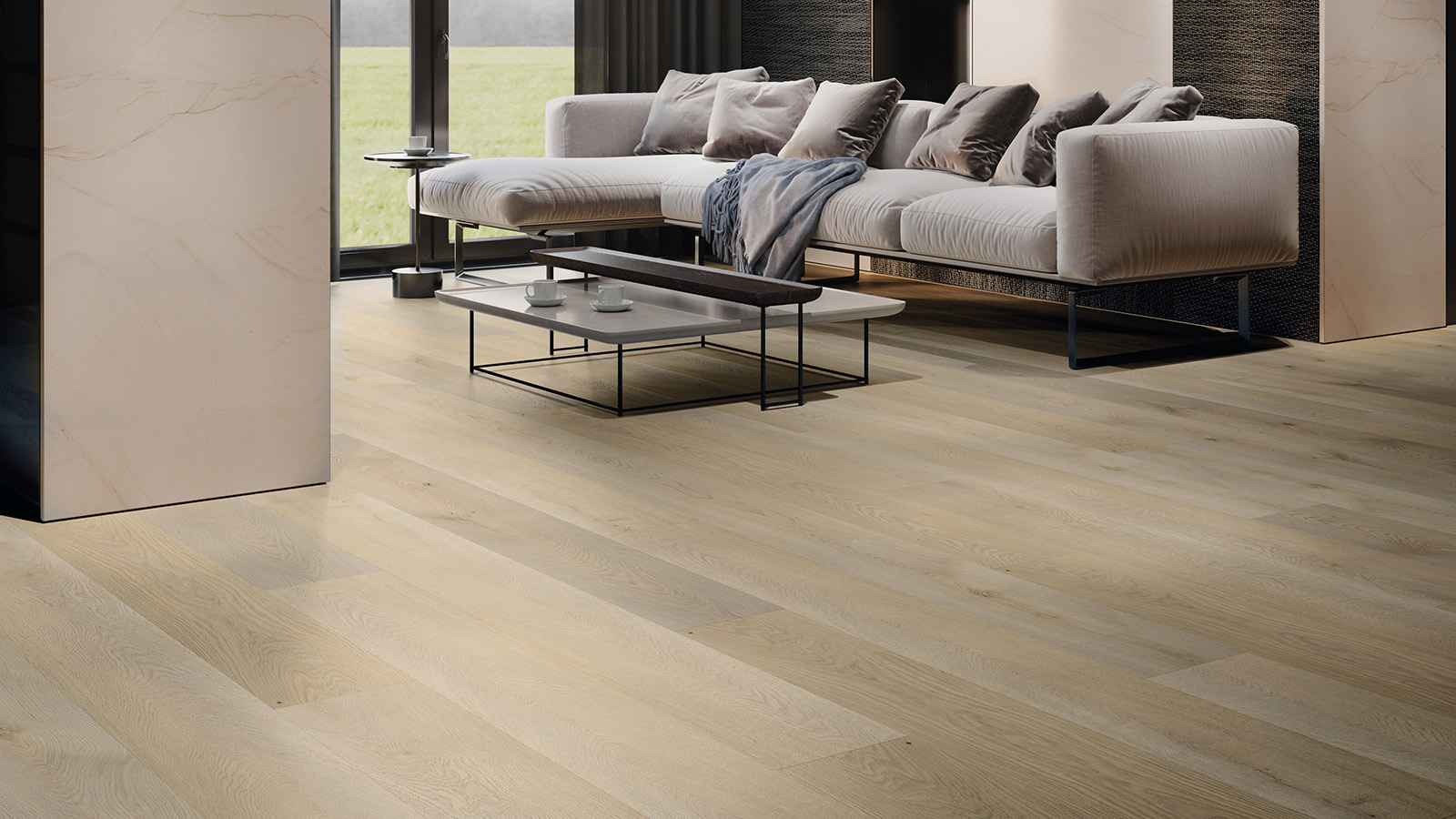 Linkfloor Kingdom: the most resistant vinyl by L'Antic Colonial