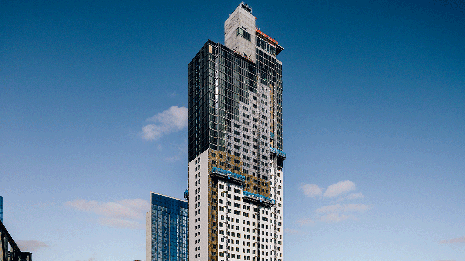 PORCELANOSA Grupo Projects: Live the high life in the Alta Lic tower in New York