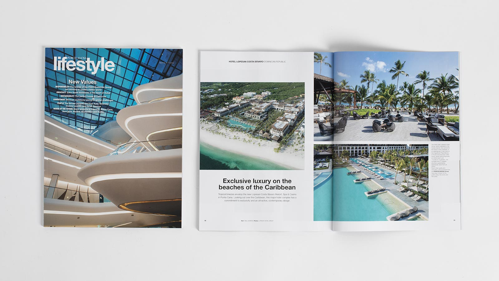 Mexican architecture and sustainability take centre stage in the 36th issue of Lifestyle Magazine
