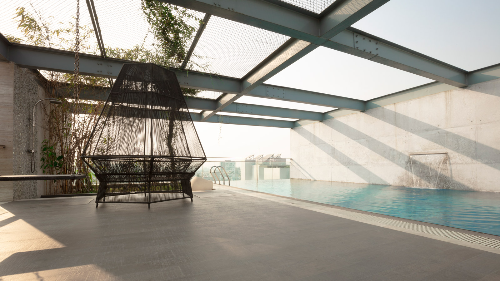 PORCELANOSA GRUPO PROJECTS: IDS Abiana, un paradiso architettonico in Bangladesh