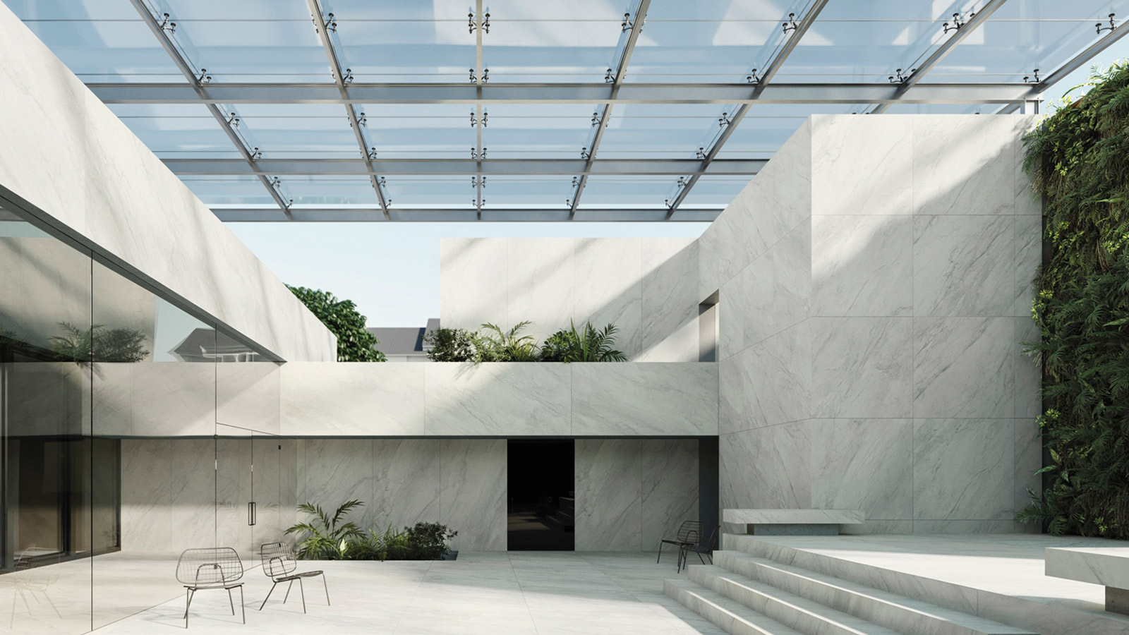 Sustainable urban planning with ECO Conscious by PORCELANOSA Group