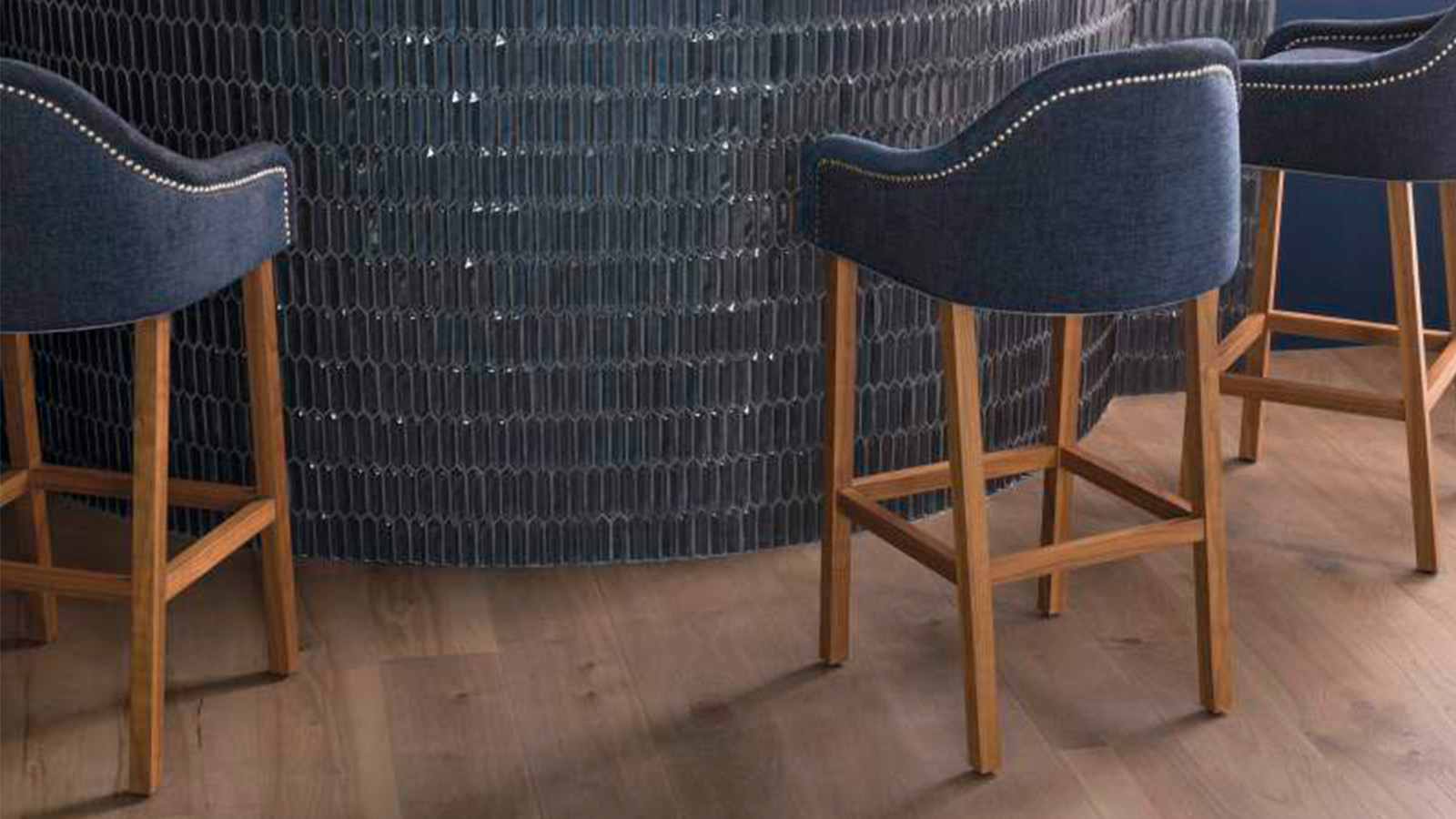 How to tile glass mosaics