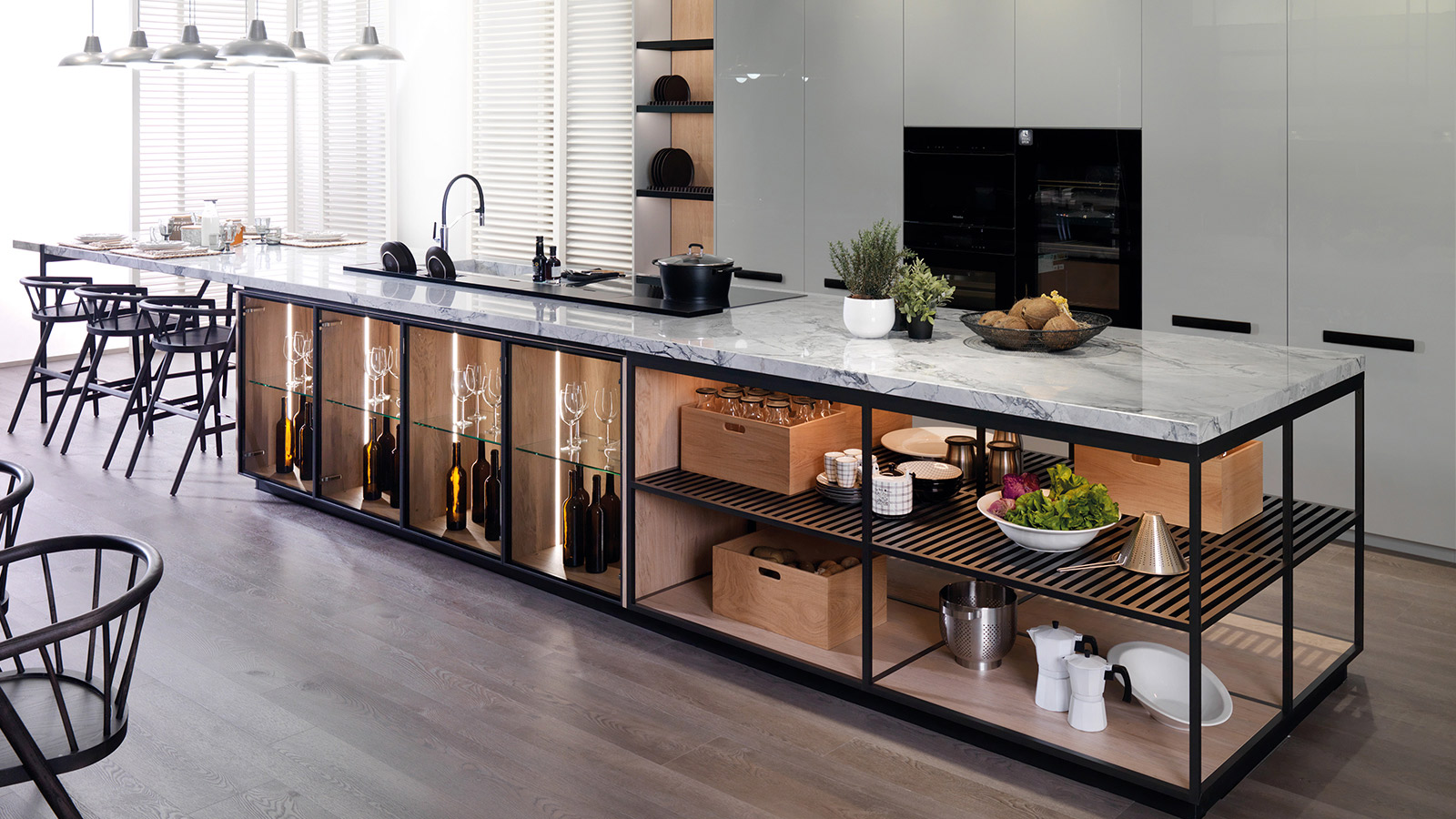 Gamadecor, leading national kitchen manufacturer