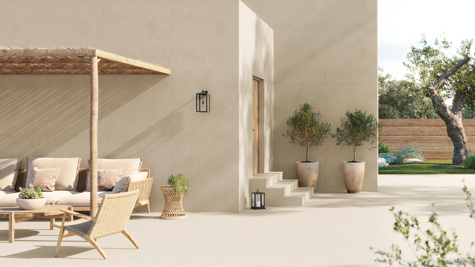 Stuc by XTONE, a neutral collection inspired by sandstone