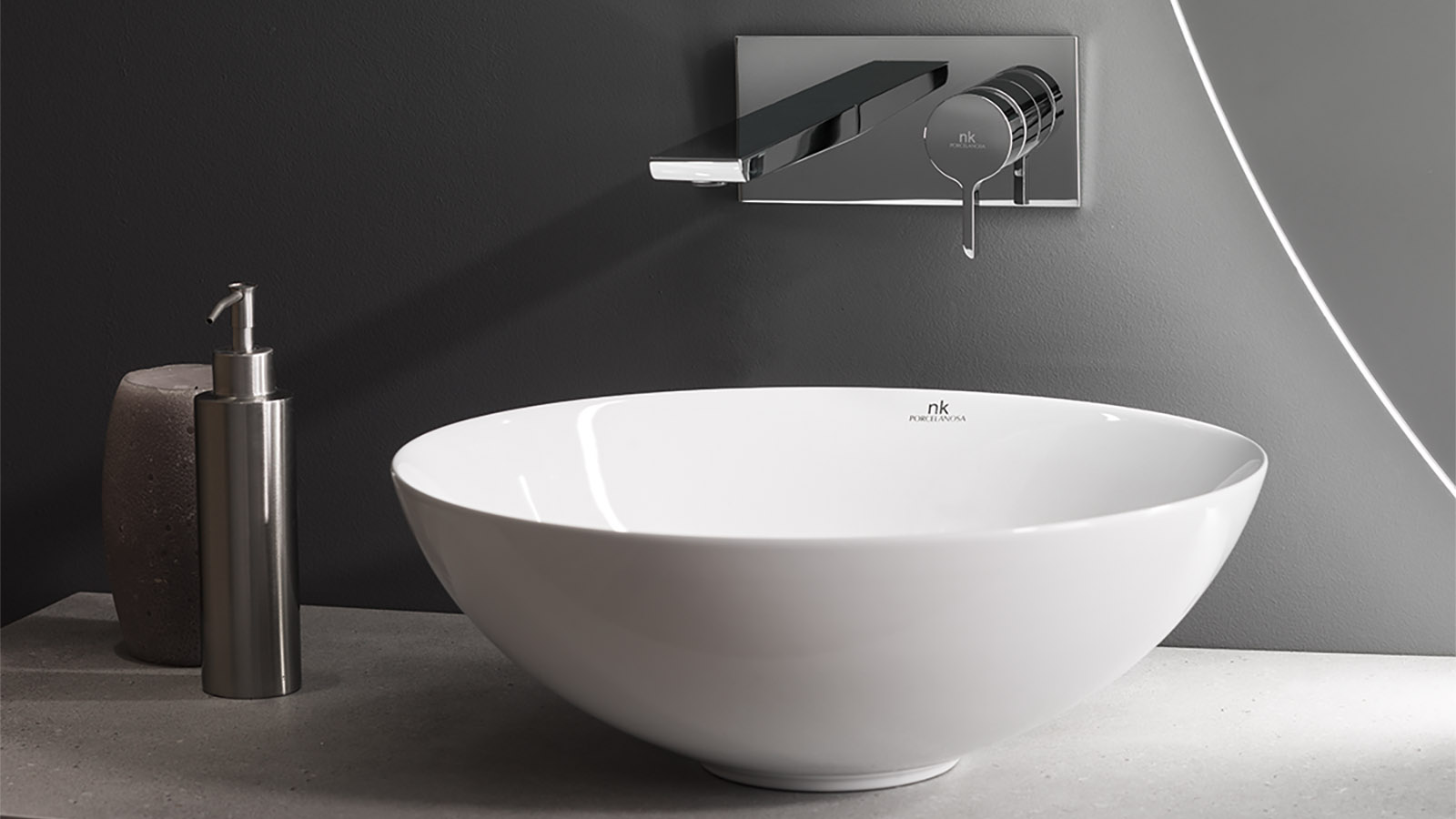 'Oxo' by Noken, premium sustainability for the bathroom