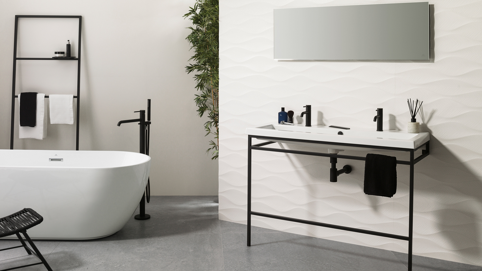 Deco Matt by Porcelanosa, a fresh take on white