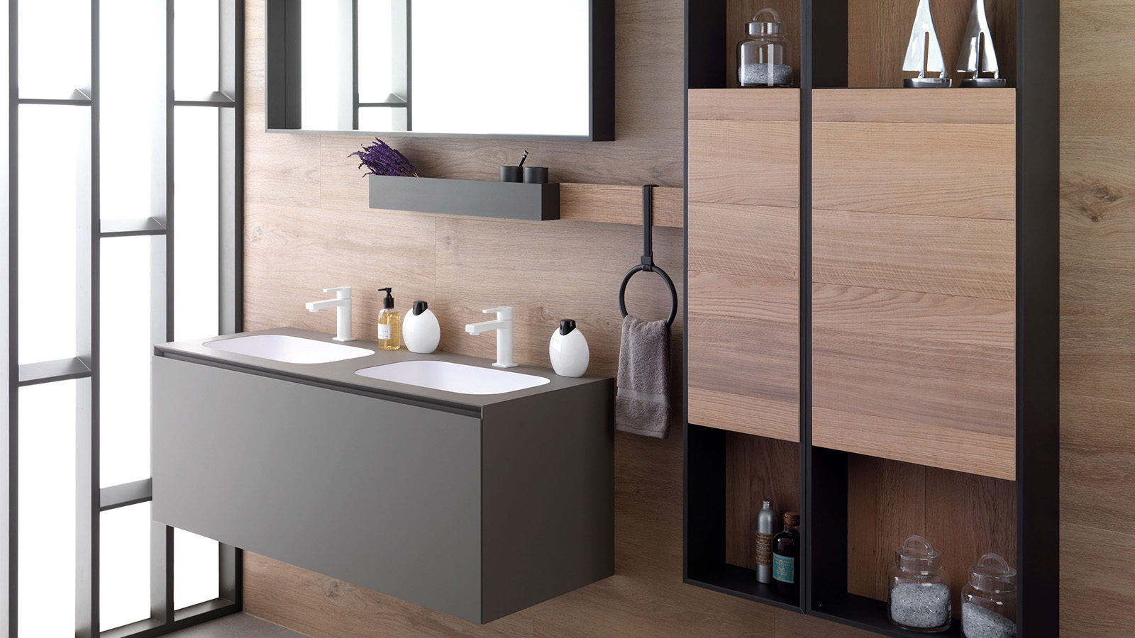 The best bathroom wall storage cabinet ideas to achieve order & beauty