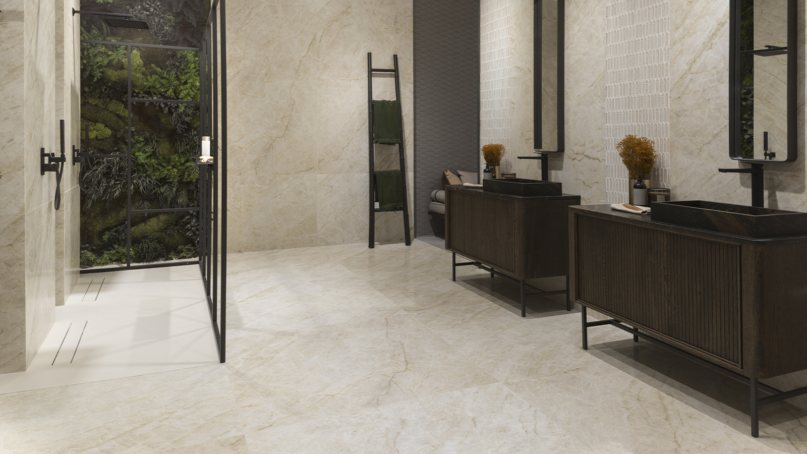 Taj Mahal by XTONE, a fresh take on natural quartzite