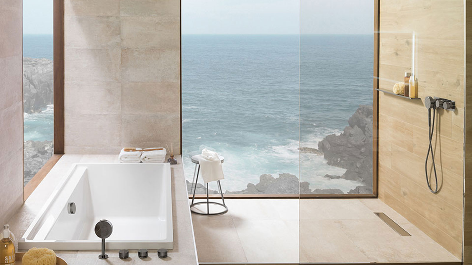 Bath and shower taps trending this spring