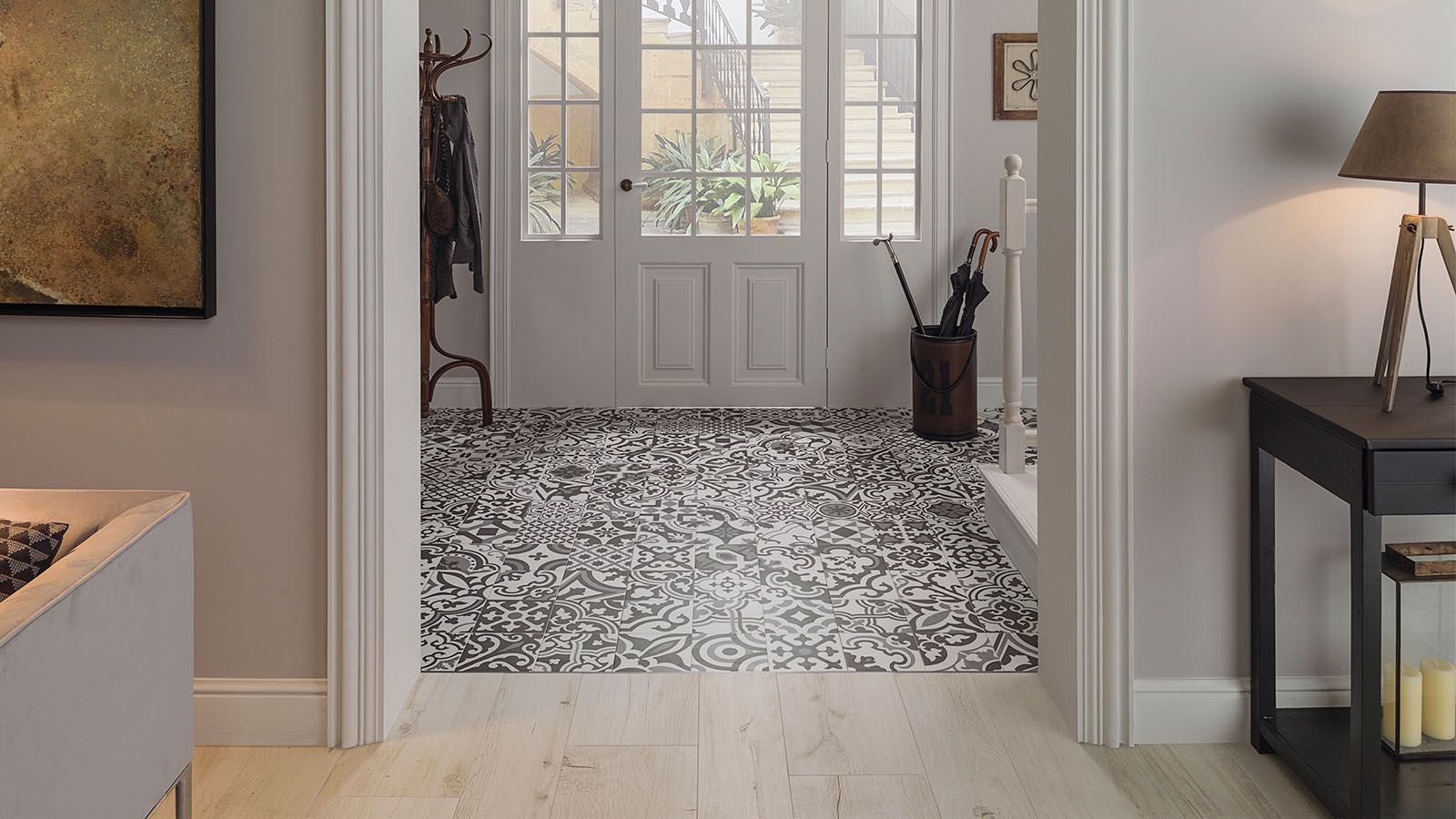 Tiles for the hallway: which options are best?