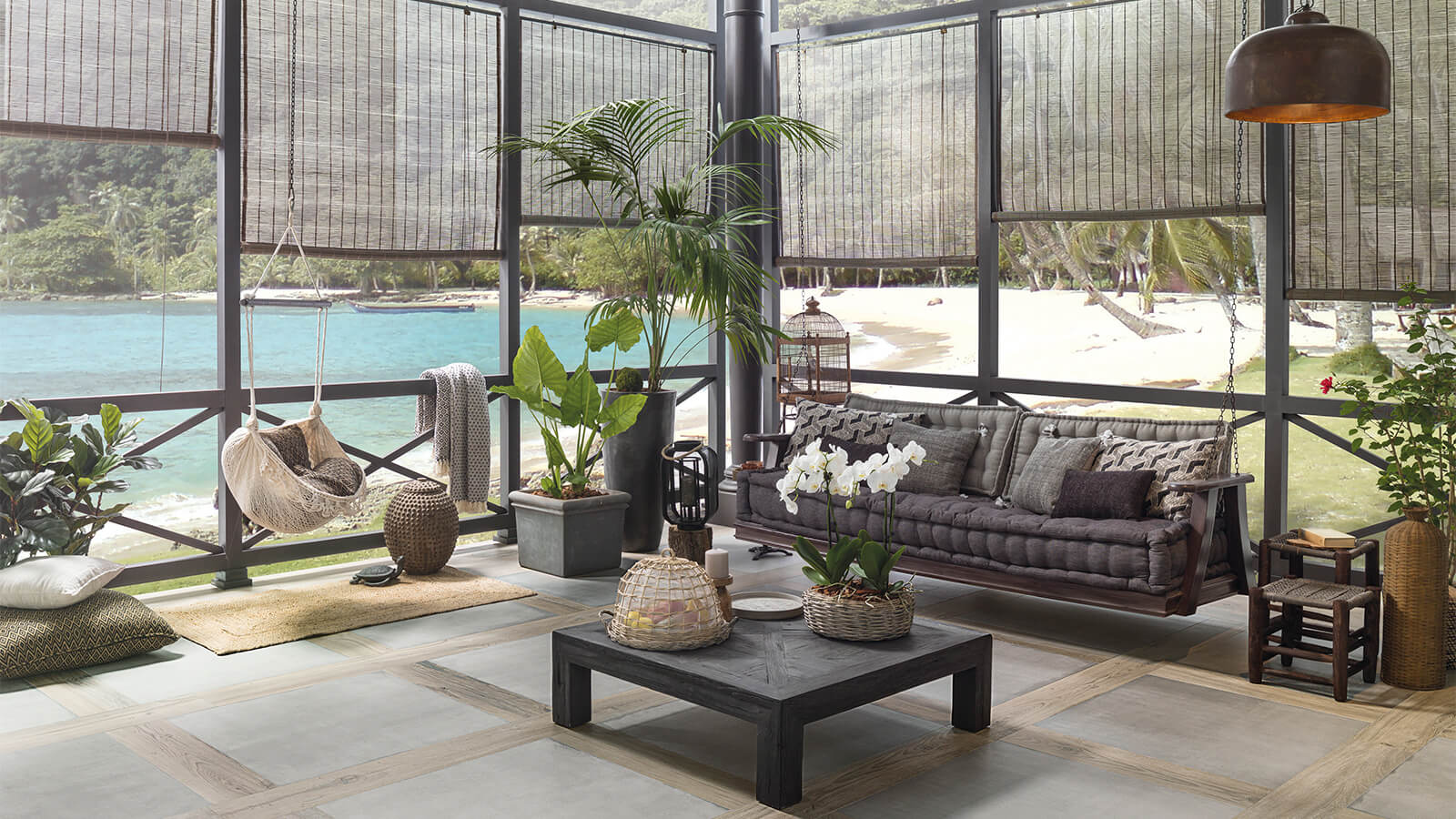 Interiors set for summer; keeping cool with design