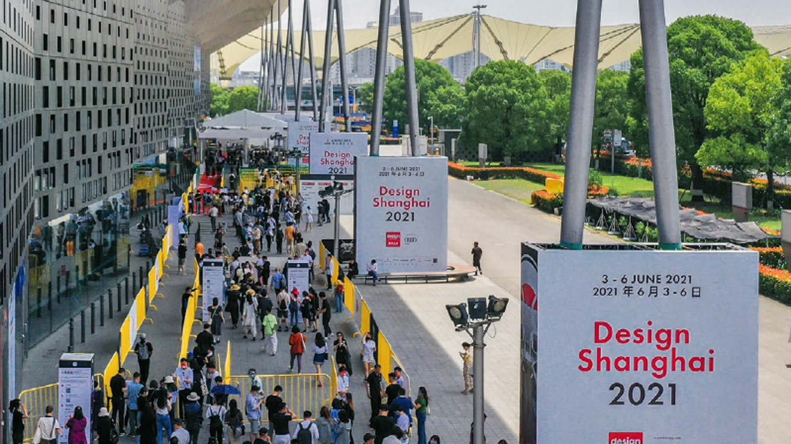 Porcelanosa Group participated in Design Shanghai Fair for the first time and acquired acompletesuccess
