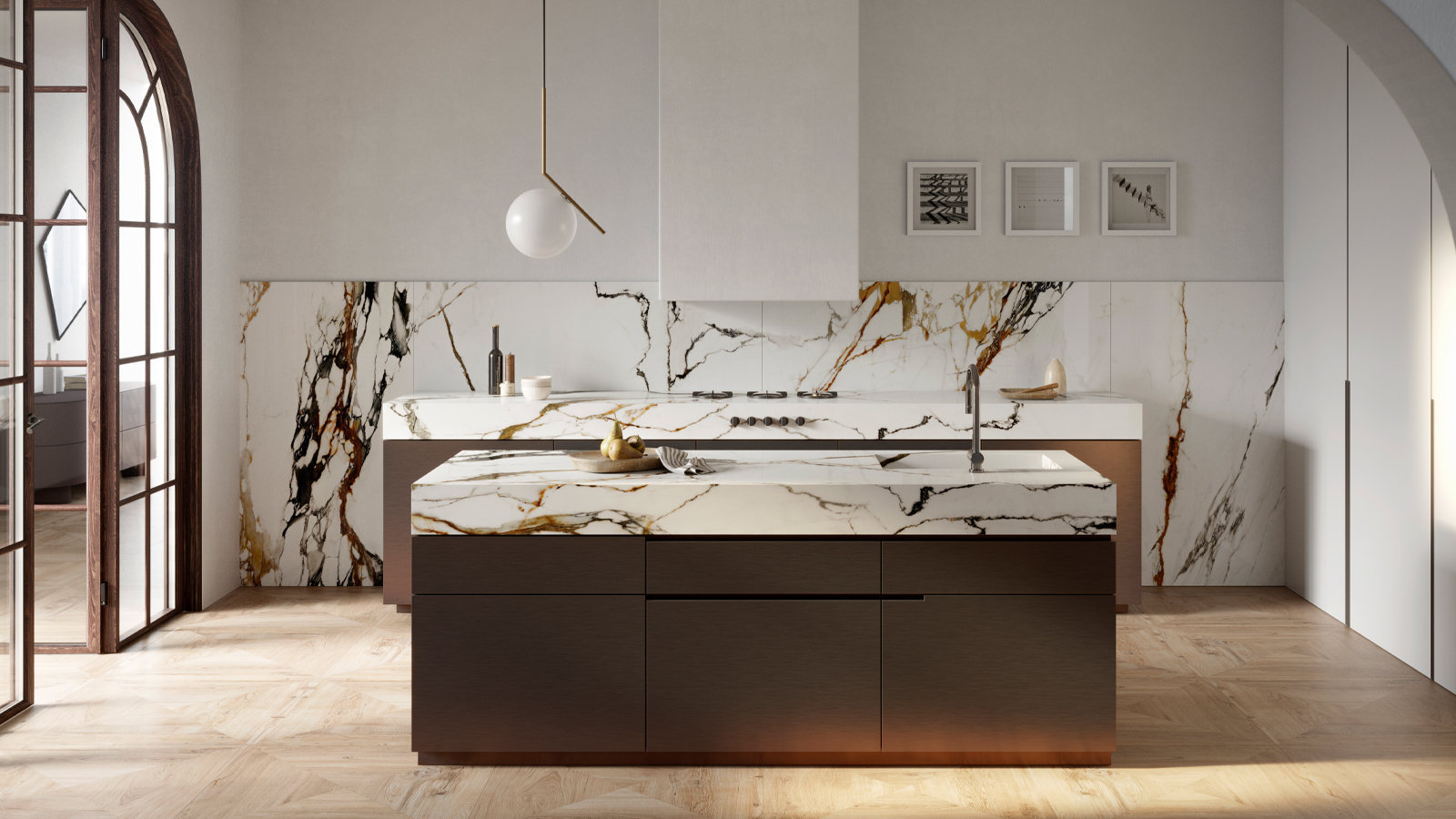 New collections from XTONE recreate the elegance of classic marble
