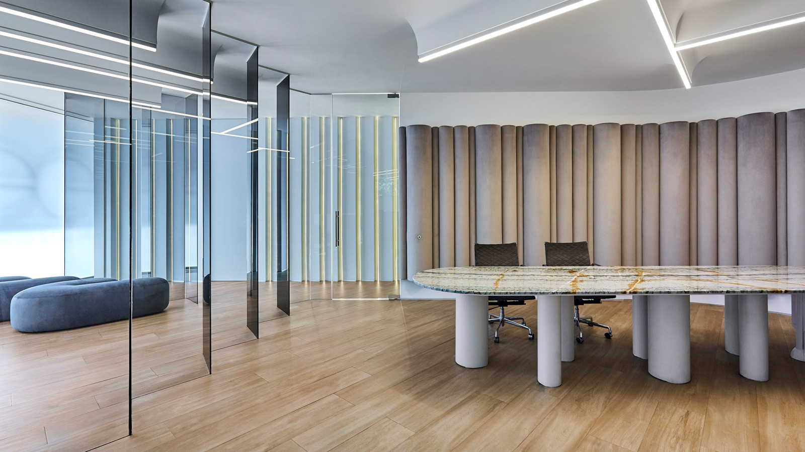 Eden Capital presents a new office model in Bucharest