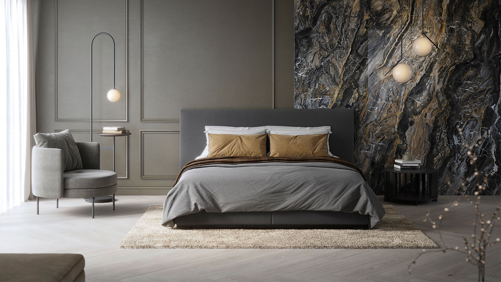 5 grey bedroom décor ideas to dream about