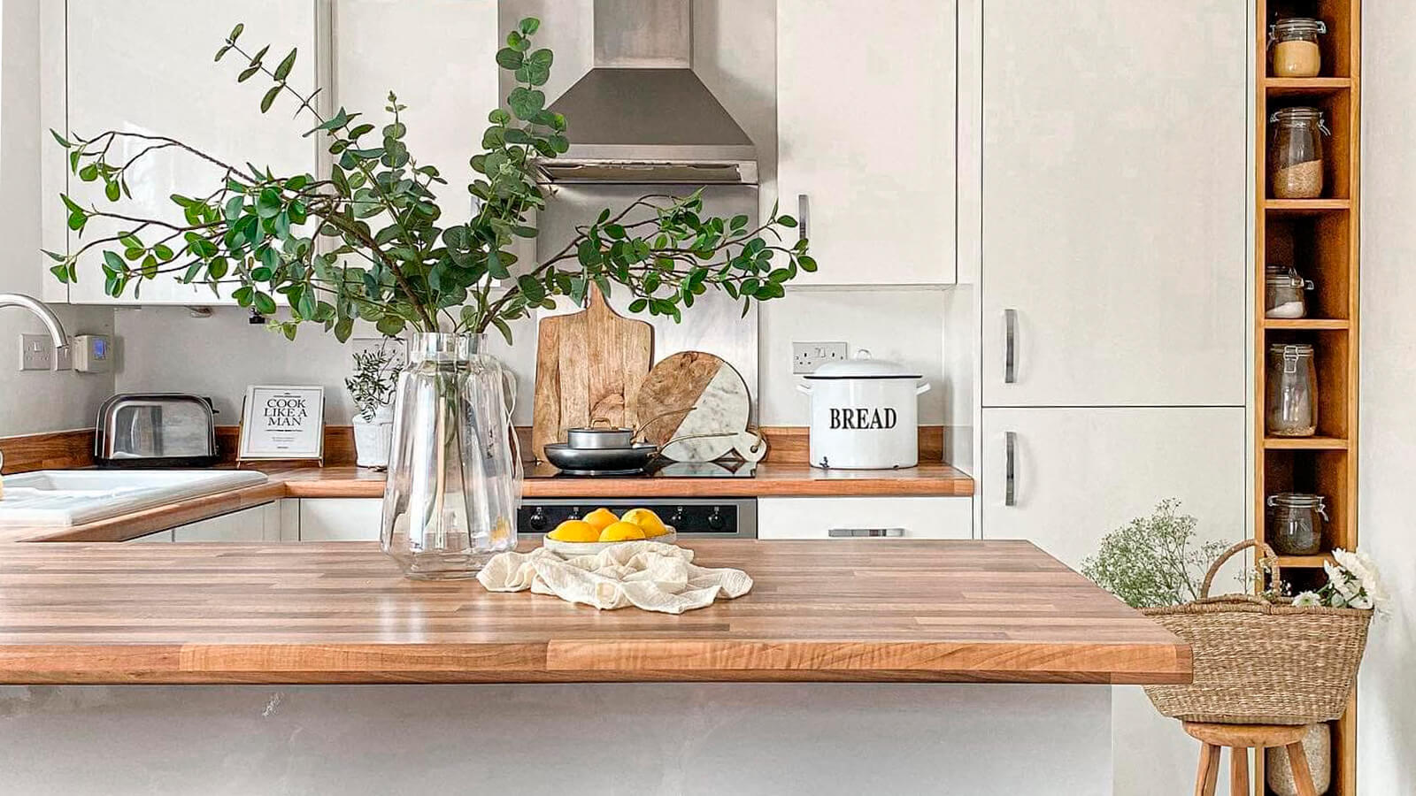 A guide to shabby chic kitchen décor